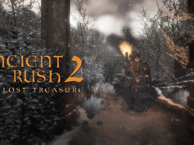 Release - Ancient Rush 2