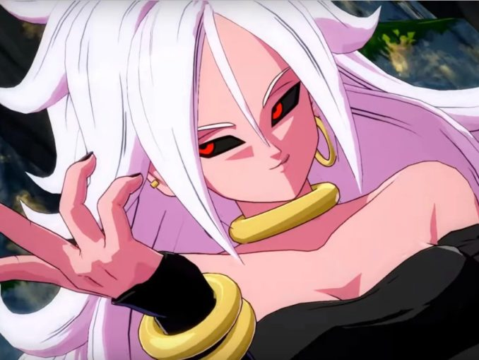 Nieuws - Android 21 – Dragonball Xenoverse 2's Winter DLC character