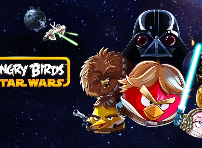 Release - Angry Birds Star Wars