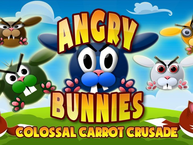 Release - Angry Bunnies: Colossal Carrot Crusade