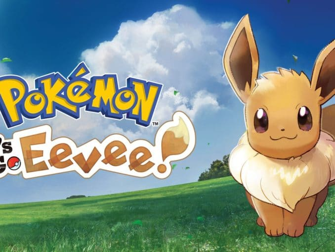 Nieuws - Boze Eevee In Pokemon Let's GO