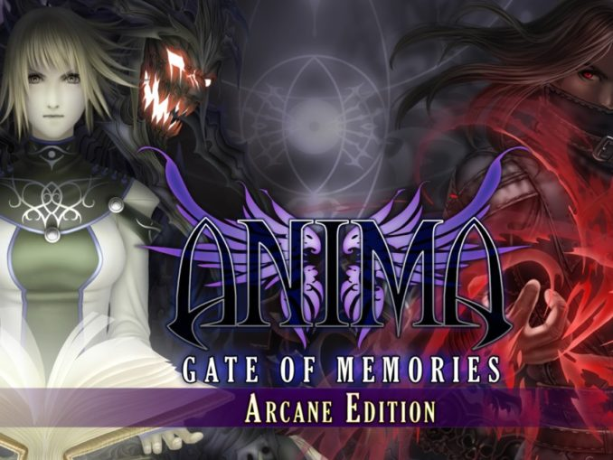 Release - Anima: Gate of Memories – Arcane Edition