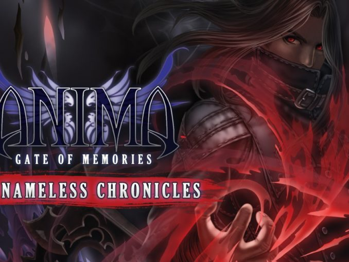Release - Anima: Gate of Memories – The Nameless Chronicles