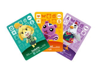 Release - Animal Crossing Cards – Series 1
