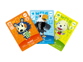 Animal Crossing Cards – Series 3