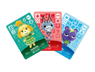 Animal Crossing Cards – Series 4