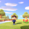 Animal Crossing New Horizons - 24 Hours in 1 Minute