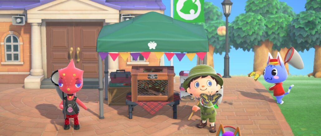 Animal Crossing: New Horizons – Bug-Off
