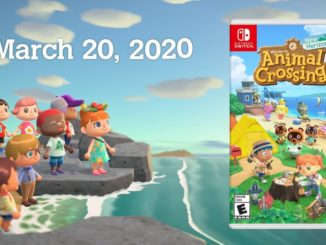 Animal Crossing: New Horizons – English TV Commercial + Boxart revealed