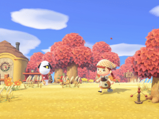 Animal Crossing: New Horizons – Herfst reclame Japan