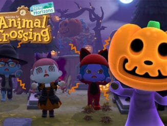Animal Crossing: New Horizons Herfstupdate op 30 september