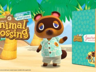 News - Animal Crossing New Horizons – Filesize 6.2GB and amiibo support