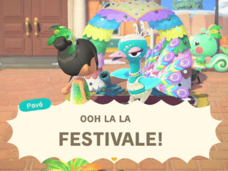 Animal Crossing: New Horizons gratis Festivale-update aangekondigd