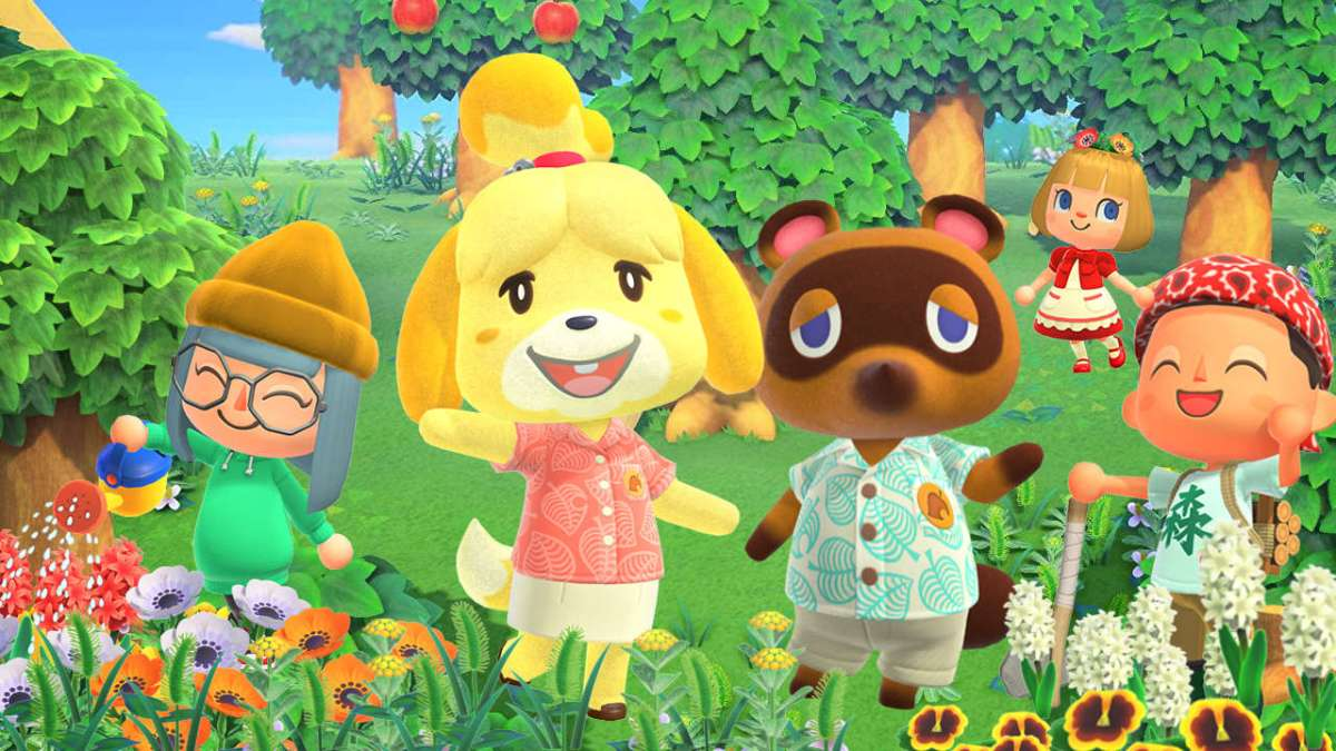 Animal Crossing: New Horizons – 22.4+ million copies since March2020