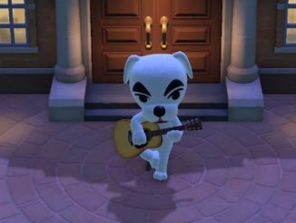 Animal Crossing: New Horizons – KK Slider's Error nummers