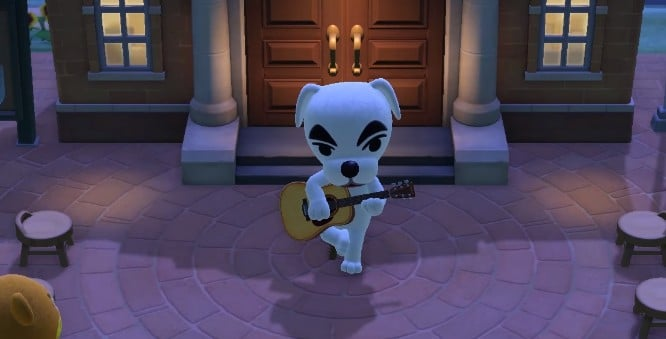 Nieuws - Animal Crossing: New Horizons – KK Slider's Error nummers