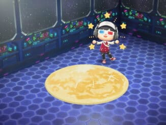 Animal Crossing: New Horizons – Maan kleed seizoens item