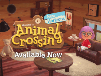 Animal Crossing: New Horizons November trailer