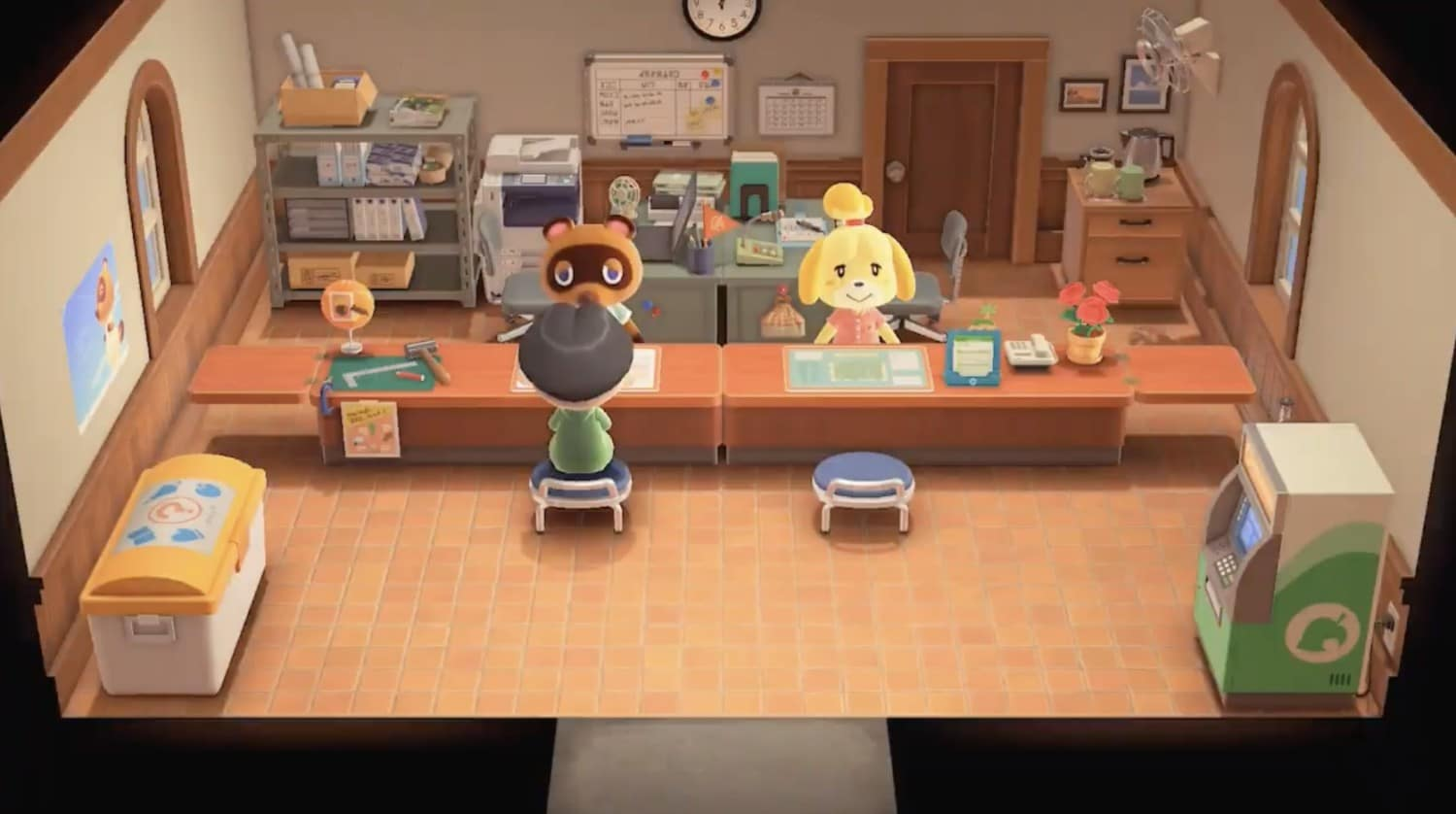Animal Crossing: New Horizons – Save Backup Feature, Gepland voor 2020