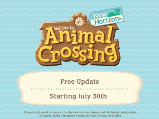 Animal Crossing: New Horizons – Zomer Update Wave 2 – Dream Islands en Backup Service