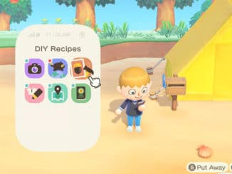 Animal Crossing: New Horizons – Switch Online Smartphone App support
