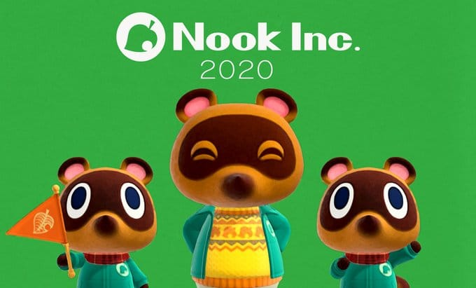 Animal Crossing: New Horizons – Tom Nook custom designs