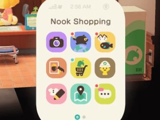Animal Crossing: New Horizons – Ontgrendel de Nook Shopping-app