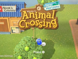 Nieuws - Animal Crossing New Horizons – versie 1.2.0a