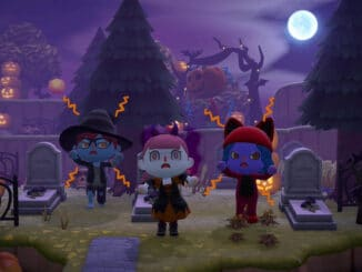 Animal Crossing: New Horizons Versie 1.5.0. Update