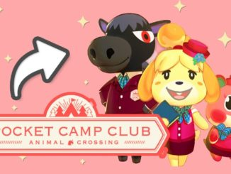 Animal Crossing: Pocket Camp – Betaalde lidmaatschapsservice