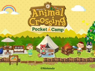 Animal Crossing: Pocket Camp versie 3.3.0