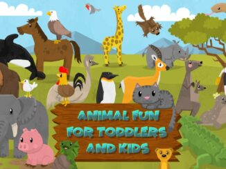 Release - Animal Fun for Toddlers and Kids