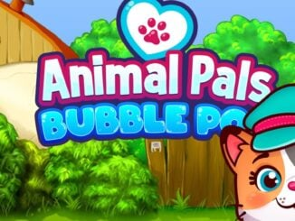 Animal Pals Bubble Pop