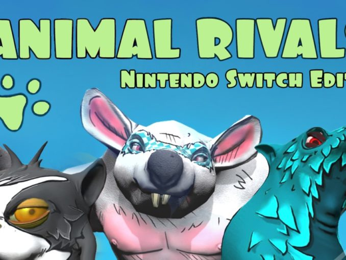 Release - Animal Rivals: Nintendo Switch Edition