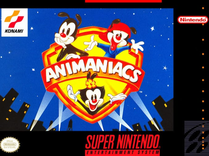 Release - Animaniacs