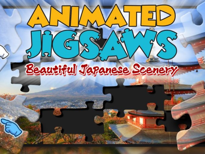 Release - Animated Jigsaws: Beautiful Japanese Scenery