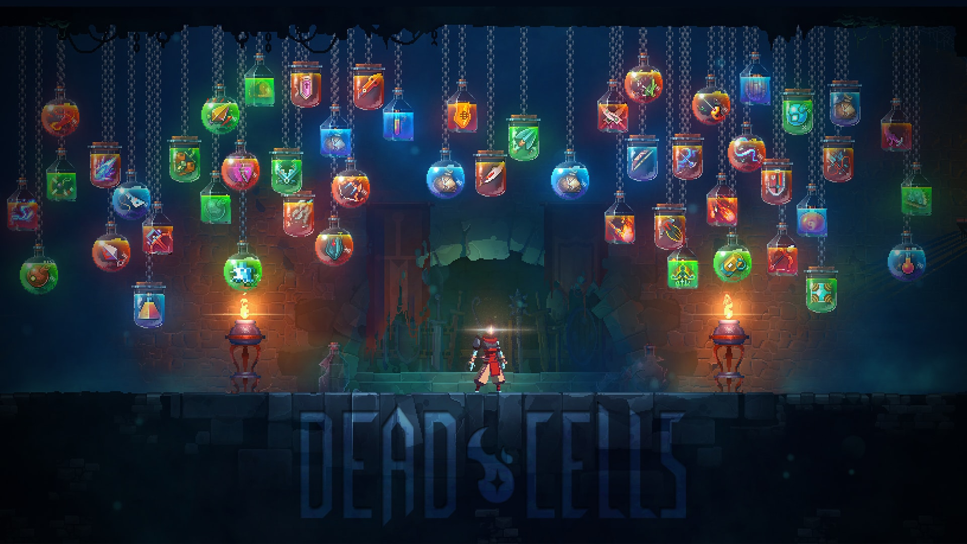 Animated Trailer Dead Cells
