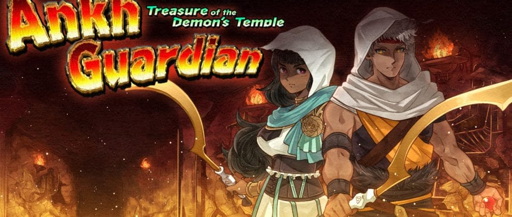 Ankh Guardian – Treasure of the Demon's Temple