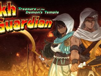 Release - Ankh Guardian – Treasure of the Demon's Temple