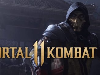 Announcement Trailer Mortal Kombat 11