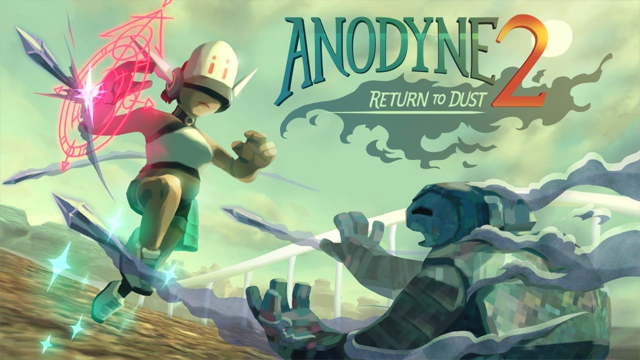 Anodyne 2: Return To Dust bevestigd, lancering op 18 februari