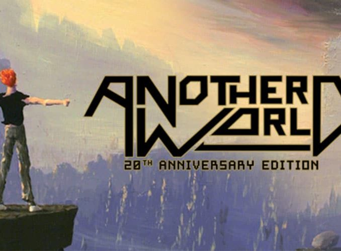 Release - Another World™ – 20th Anniversary Edition