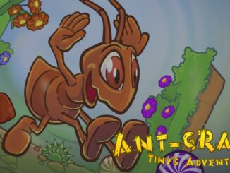 Release - Ant-Gravity: Tiny's Adventure