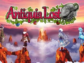 Antiquia Lost