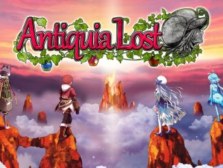 Release - Antiquia Lost