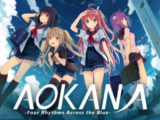 Aokana – Four Rhythms Across The Blue – Eerste 86 Minuten