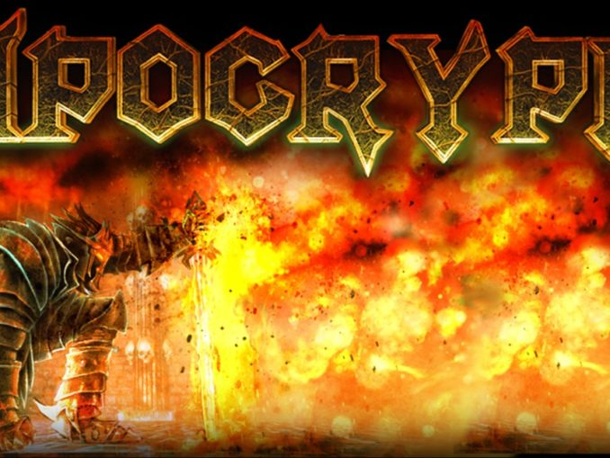 Release - Apocryph: an old-school shooter