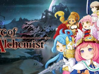 Release - Arc of Alchemist