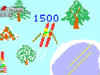 Arcade Archives ALPINE SKI