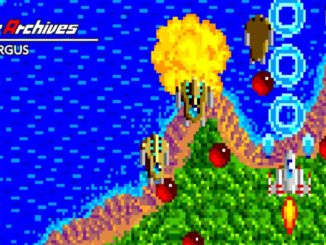 Release - Arcade Archives ARGUS